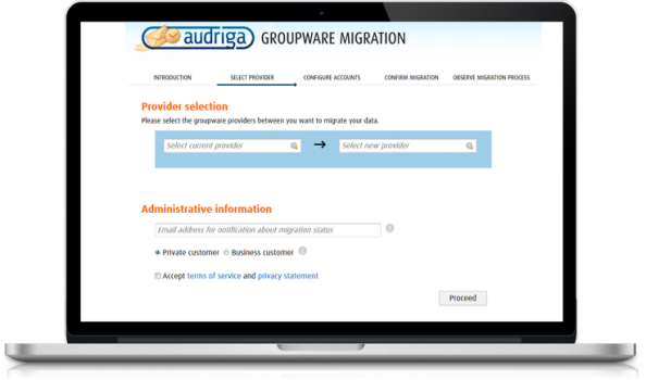 Become a LuxCloud Sales Partner and resell Audriga Migration