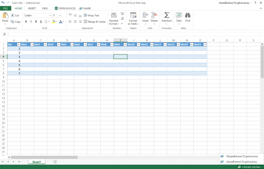 Resell Excel Web App - Become a LuxCloud partner