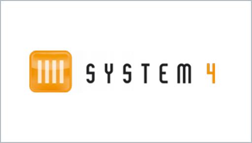 System4 logo