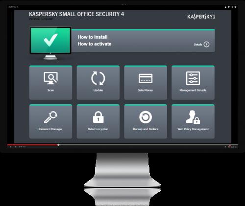 Kaspersky | Resell Kaspersky via LuxCloud