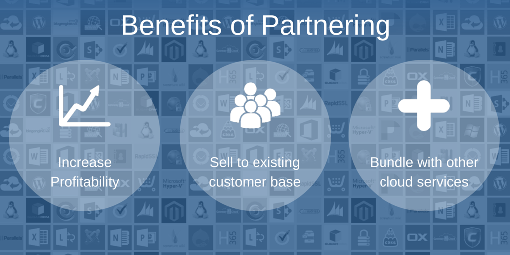 Software partner benefits | LuxCloud