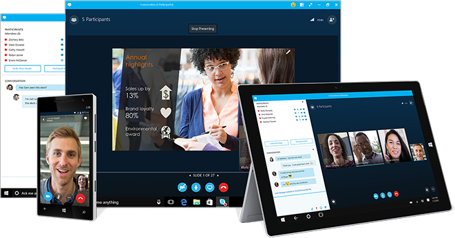 Resell Skype for Business - Become a Sales Partner | LuxCloud